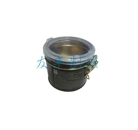 塑胶盖茶叶罐