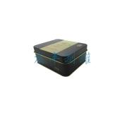陕西灵芝铁盒