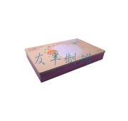 元祖月饼铁盒