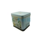 花草茶铁盒